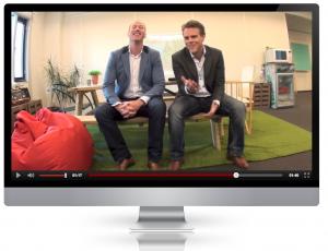 Video boodschap met Arjan Erkel en Jelle Drijver