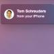 Telefoon aannemen op Mac met Yosemite en IOS 8