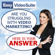 Easy Video Suite Internet marketing