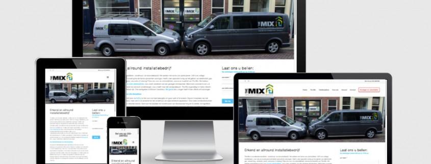 Responsive_WordPress_website_door_MegaExposure_www.the-mix.nl