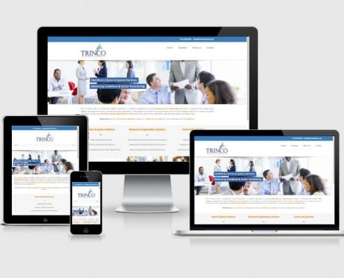 Responsive_WordPress_website_door_MegaExposure_www.trincohealthcare.com