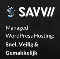 Savvii Managed WordPress Hosting