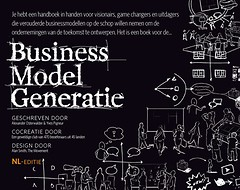 Business model generatie - Yves Pigneur, Alexander Osterwalder
