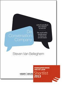 De Conversation Company - Steven van Belleghem