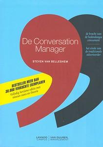 De Conversation manager - Steven van Belleghem