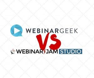 WebinarGeek VS Webinar Jam