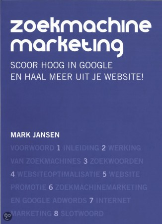 Zoekmachinemarketing - Mark Jansen