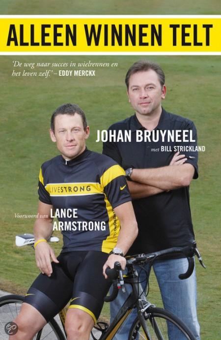 Alleen winnen telt - Johan Bruyneel