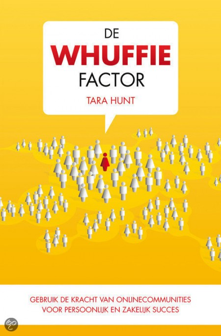 De Whuffie Factor - Tara Hunt