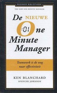One minute manager - Kennetch Blanchard, Spencer Johnson